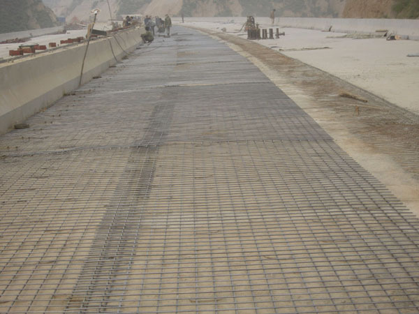 桥梁钢筋网案例