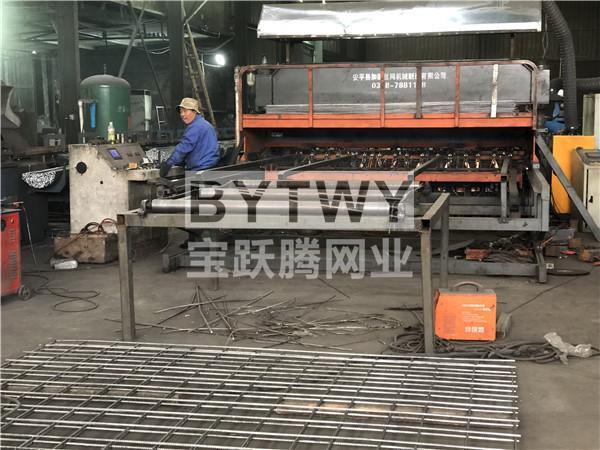 钢筋网焊接设备